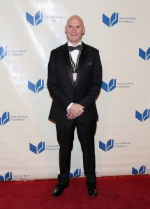 NEW YORK, NY - NOVEMBER 19:  Anthony Doerr attends 2014 National Book Awards on November 19, 2014 in New York City.  (Photo by Robin Marchant/Getty Images)
