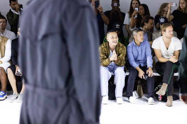 Phillip Lim, Thakoon Pachnigul, tk (Photo: Courtesy)
