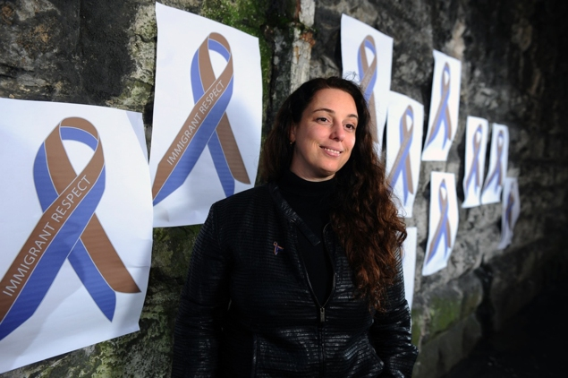 Artist Tania Bruguera. (Photo: NYC Department of Cultural Affairs)