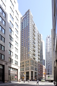 2 Gold Street in FiDi has become another post-grad favorite. (Photo: CoStar Group)