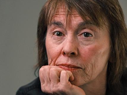 Self-proclaimed 'dissident feminist,' Camille Paglia.