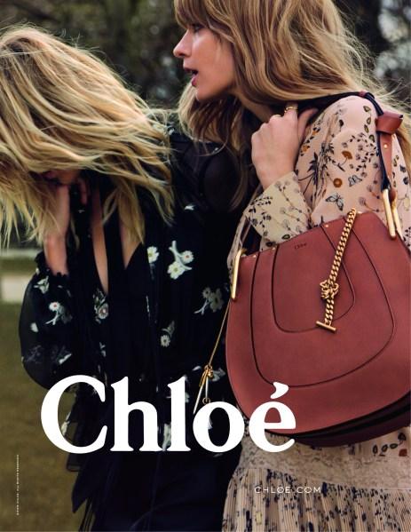 Chloé Fall Winter 2015 Campaign (Photo: Courtesy)