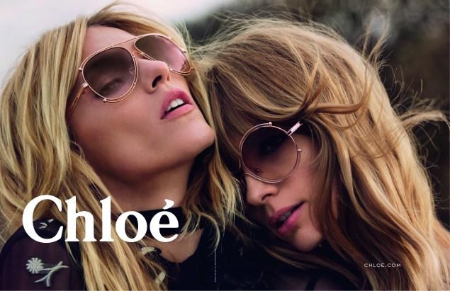 Chloé Fall/Winter 2015 Campaign (Photo: Courtesy)