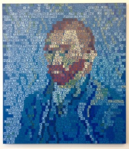 Erik den Breejen's Van Gogh 2015 will be shown at the Freight + Volume booth.
