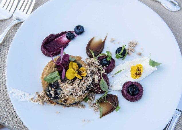 Food, or a garden? (Photo: Hannah Thomson)