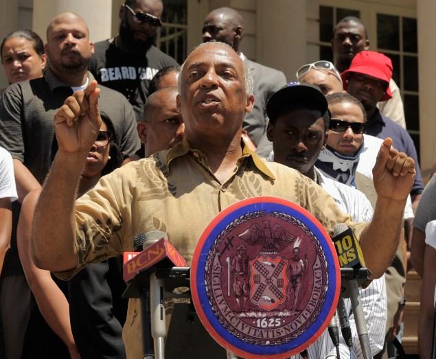 Assemblyman Charles Barron. (Photo: Jemal Countess/Getty Images)