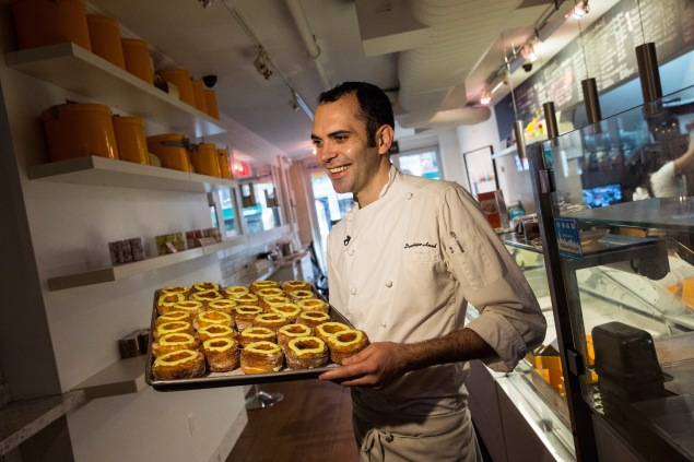 Pastry chef Dominique Ansel. (Photo: Getty Images)