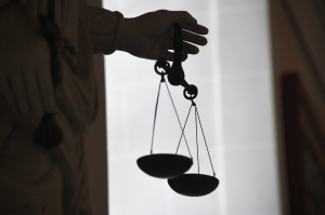 How is justice served when judges misuse bail. (DAMIEN MEYER/AFP/Getty Images)