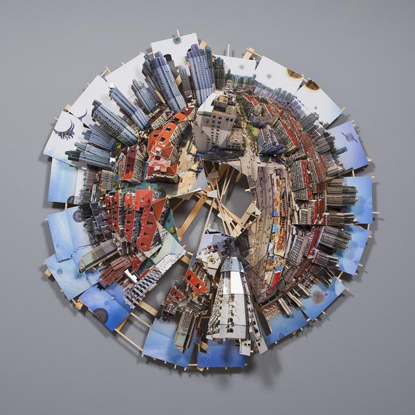 Isidro Blasco, Shanghai Planet, 2015. (Photo: Courtesy Leslie Heller Workspace)
