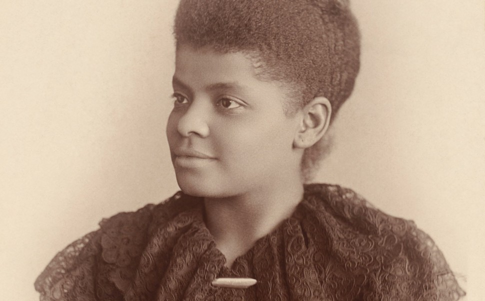 Ida B. Wells Barnett, in 1893. (Photo: Mary Garrity / Public Domain)