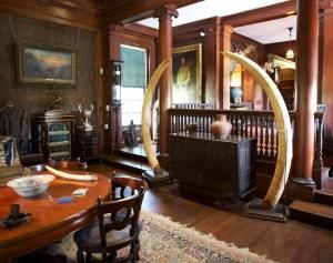 The North Room at Sagamore House (Photo: )