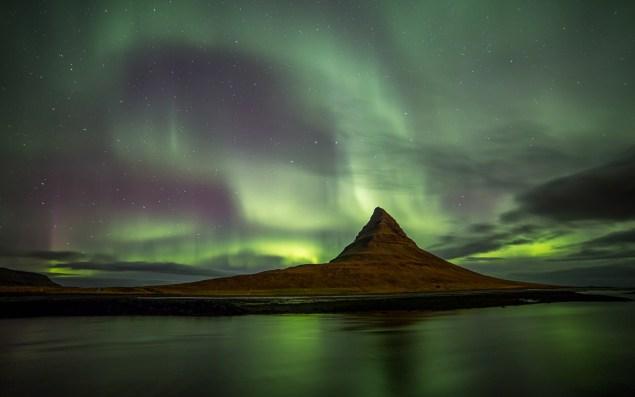 A magical night sky. (Photo: Bernhard Wimmer)