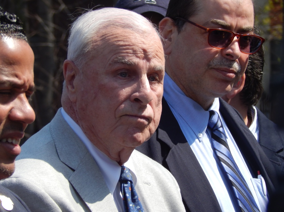 Former Paterson Mayor Pat Kramer, longtime GOP politics gamer, narrowly lost the 1991 Senate election to John Girgenti in LD35.