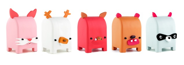 Toymail Mailman Lineup