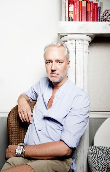 Mr. Bastian. (Photo: Celeste Sloman/New York Observer)