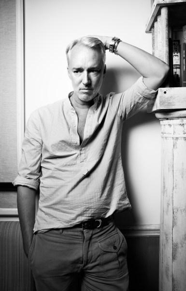 Designer Michael Bastian.  (Photo: Celeste Sloman/New York Observer)