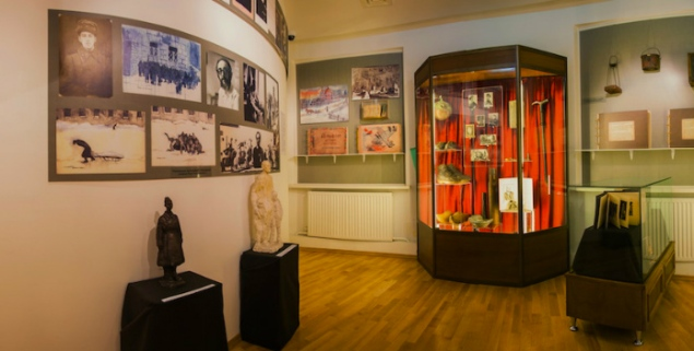 Museum of Jewish History in Russia