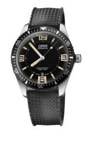 Oris Diver Sixty Five, $1,850.