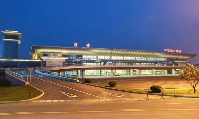 Completed Pyongyang Airport