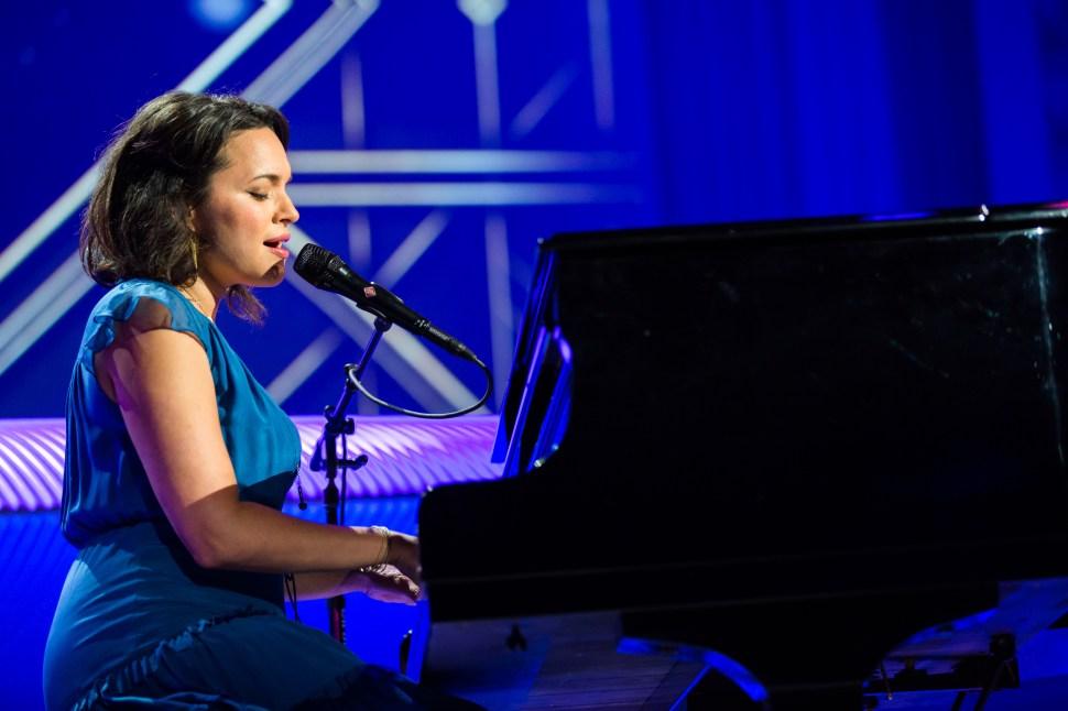 Norah Jones (Photo: Ben Lozovsky for BFA).