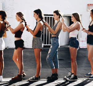 Brandy Girls (Photo by Brandy Melville USA/Instagram)