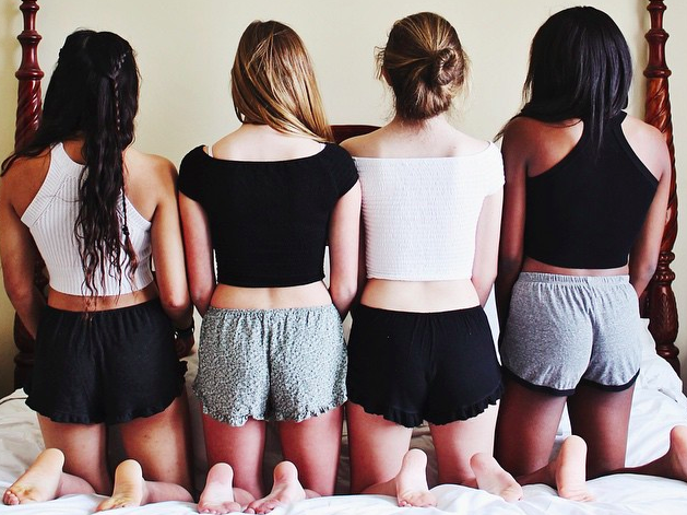 Brandy Girls (Photo by Brandy Melville USA/ Instagram)