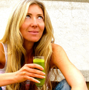 Liana Sugarman, founder of Lulitonix. (Photo: Lulitonix)