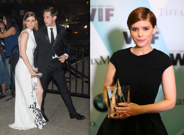 Ms. Mara went from a bob to a pixie cut. (Photos: Getty Images)