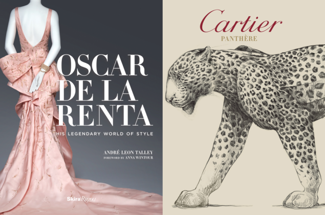 The two books André's writing will appear in this summer (Photos: Courtesy)