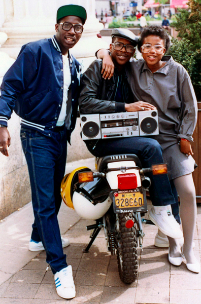 Brooklyn, New York, 1985, (Photo by Jamel Shabazz/Getty Images)