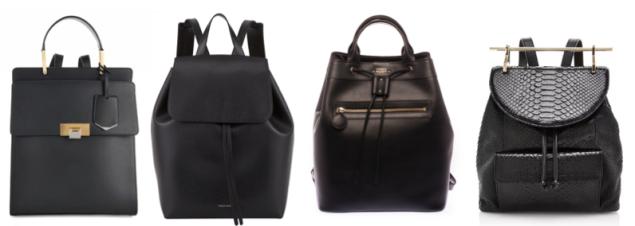 The rucksack's du jour