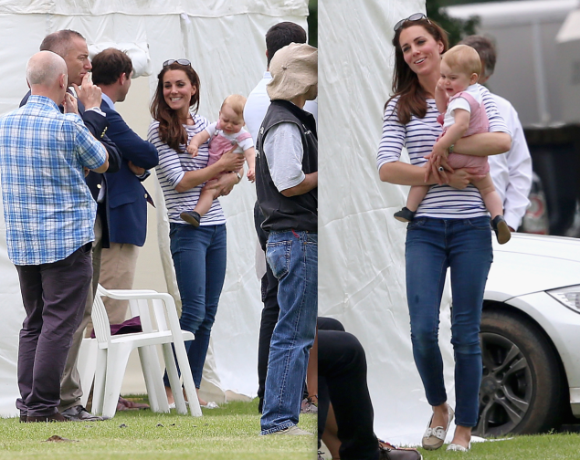There will be tears.  (Photos: Chris Jackson/Getty Images for La Martina)