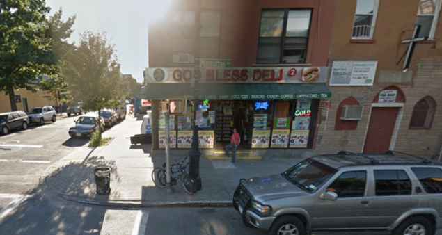 The Greenpoint, Brooklyn area where Friday's violent attack occurred. (Photo: Courtesy of Google Maps)