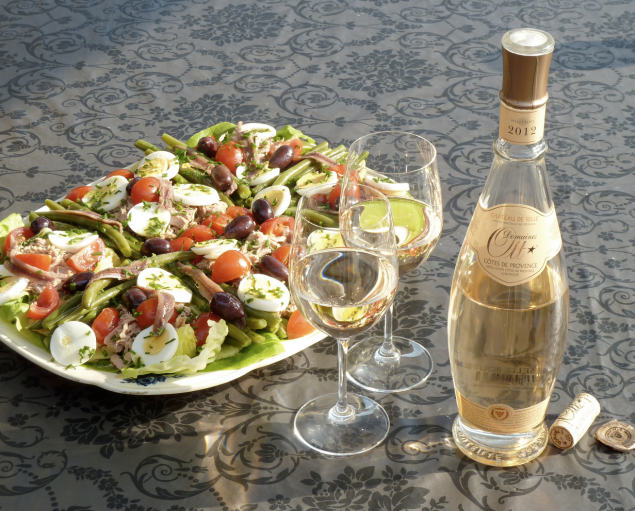 Domaines Ott wine. (Photo: Wikimedia Commons)