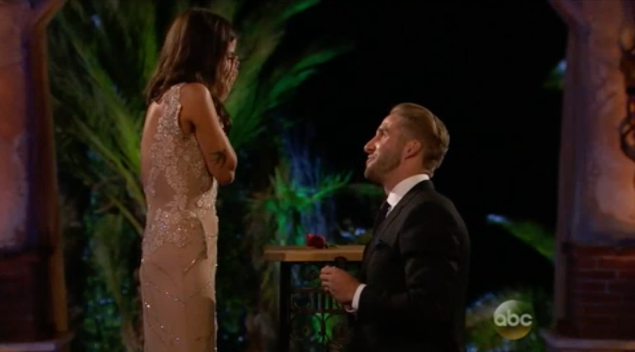 MY—I MEAN KAITLYN'S—ANSWER IS 'YES'!!!!! (Photo: ABC)