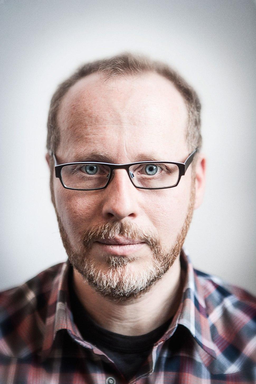 Seth Kushner, self-portrait. (Photo: Seth Kushner)