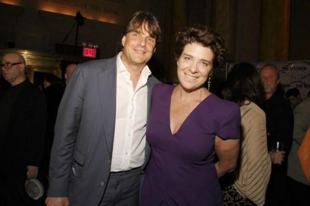 Robert and Melissa Soros in 2012. (Patrick McMullan)