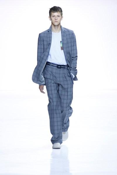 Richard Chai's Spring 2016 menswear line. (Photo: Courtesy)