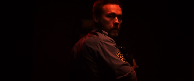 Kevin Durand in Dark Was the Night.