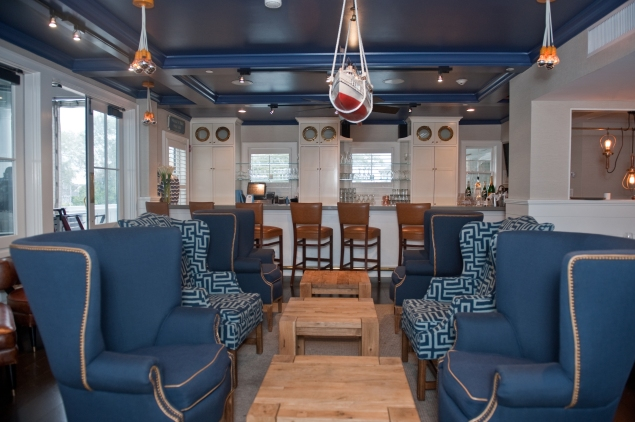 The Breeze Bar at The Nantucket. (Photo: The Nantucket)