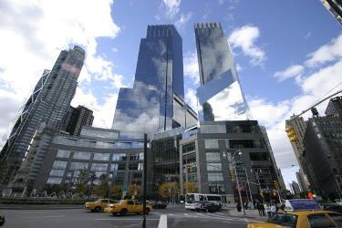 Time Warner Center.