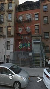 222 East 13th Street has been named the Bea Arthur Residence. (Google Earth)