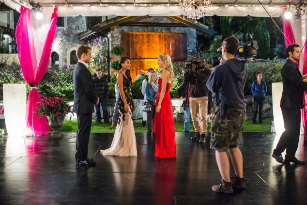 Does he do? Unreal's sexy, scandalous take on reality dating shows. (Lifetime)