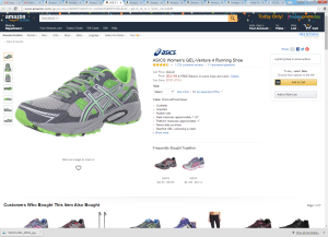 """Does this scream """"sporty"""" to you? (Photo: Screenshot)"""