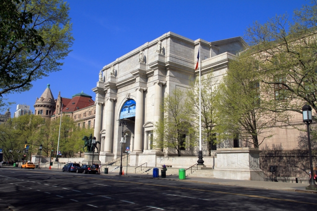 The American Museum of Natural History. (Photo: Wikimedia Commons)