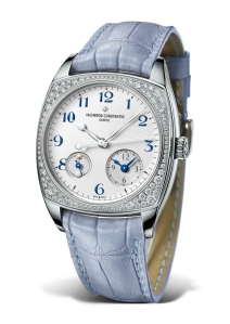 Vacheron Constantin Harmony Dual Time, $46,500.
