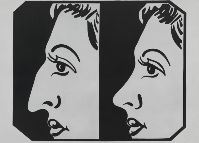 Andy Warhol, Before and After, 4, 1962. (Photo: Courtesy Whitney Museum of American Art, New York © 2015 The Andy Warhol Foundation for the Visual Arts, Inc. / Artists Rights Society, New York)