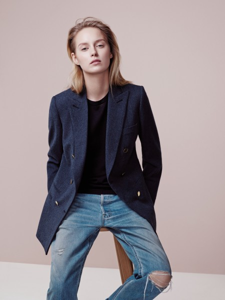 Max Mara Tailored Suit Project Fall/Winter 2015 (Photo: Courtesy)