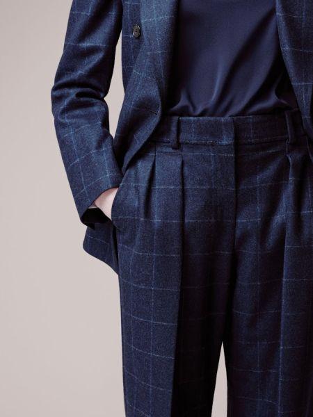 A suit detail (Photo: Courtesy)