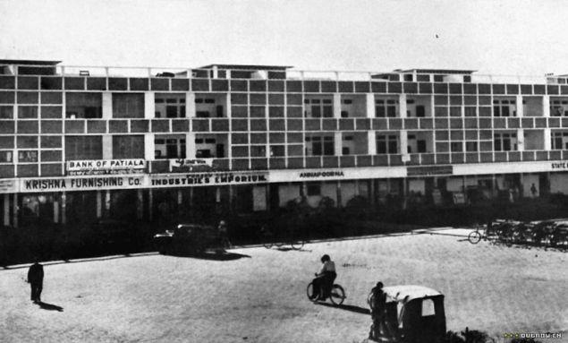 1966 Une ville a Chandigarh (foto) 01